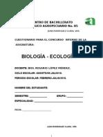 Concur. Biol-ecologia 2010