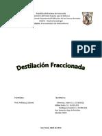 Trabajo - Exposición Destilación