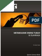 Metabolisme Energi Tubuh