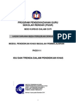 Modul Pgsr- Pkb3111 (Kulit & Pen Gen Alan)
