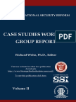 Project on National Security Reform - Vol. 2 Case Studies Working Group Report