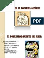FÓRMULAS DE LA DOCTRINA CATÓLICA PPT