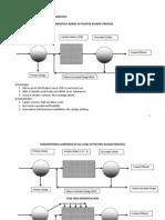 Activated Sludge Process Schematics