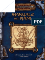 [D&D 3.0e - Ita] Manuale Dei Piani