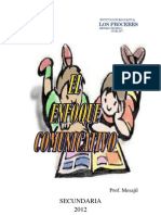 ENFOQUE COMUNICATIVO 2012