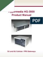HG3000 Manual PR 11Apr
