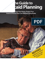 Consumer Guide to Medicaid Planning