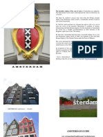 Amsterdam Guide - Vernacular Architecture