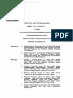 Pm._no._30_tahun_2011 Ttg Tata Cara Pengujian Dan Pemberian Sertifikat Prasarana Perkeretaapian