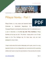 Nagarathar Pillayar Nonbu