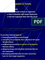 2342-2008 Machanism of Toxicology