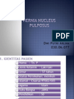Case Neuro HNP
