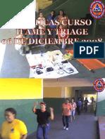 II Curso Ame y Triage. 06 Dic. 2008