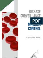 Disease Surveillance for Malaria