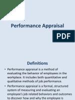Performance Appraisal_FINAL 2012