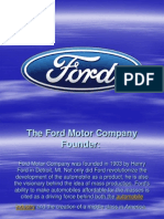 The Ford Motor Company Founder (1)