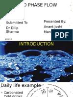Two Phase Flow Presentation