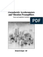 Piezoelectric Accelerometers and Vibration Pre Amplifiers
