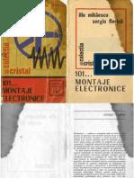 101 Montaje electronice - 1977