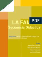 Secuencia.didactica LA FAMILIA