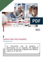 regimen tributario  panameño 2011