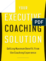 Executive Coaching Solution