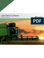 john deere - combine - brochure