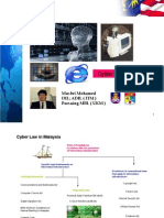 Cyber Law Ppt