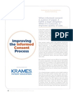 How to Improved Informed Consent