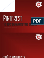 10 tips de marketing online  para empresas en Pinterest