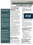 """Lincoln """"Fairness"""" Ordinance Process Wrong - Flyer (Online version)"""