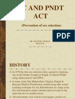 Final Pc & Pndt Act