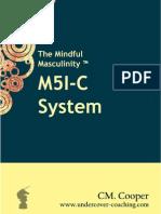 Mindful Masculinity - The M5I-C framework