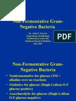 03-Non-Fermentative Gram-Negative Bact Eria v1- 3 2