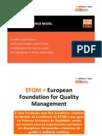EFQM Presentation Base Simples