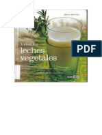 Thermomix Todas Las Leches Vegetales Maria Del Mar Gomez