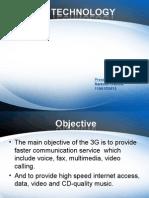 3g Paper Presentation
