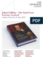 Zoffany Lecture