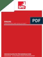 Dialogpapier Hochschulpolitik