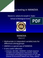 5 MANOVA Presentation Stats