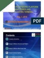 Zen Tech Eng Offshore Presentation[May3]REV01