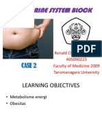 Energy Metabolism Obesity Metabolic Syndrome