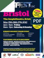 VegfestUK Bristol 2012