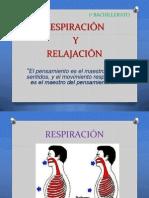 RESPIRACIÓN-RELAJACIÓN