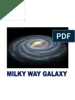 3 Types of Galaxy