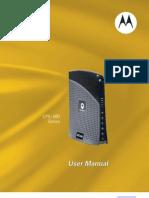 CPEi 890 User Manual