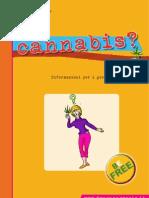 Informazioni per i giovani CANNABIS - DIPARTIMENTO POLITICHE ANTIDROGA