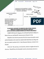 Plaintiff's Motion to Shorten Discovery