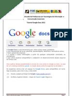 Tutorial Google Docs