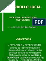 - 2012 - RSG - Desarrollo Local - Algunos Conceptos